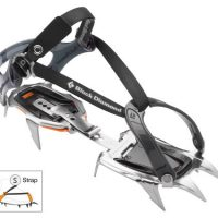 Strap Contact Crampons(Black Diamond)