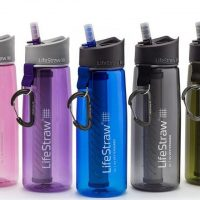 Life Straw(2 Stage Filter)